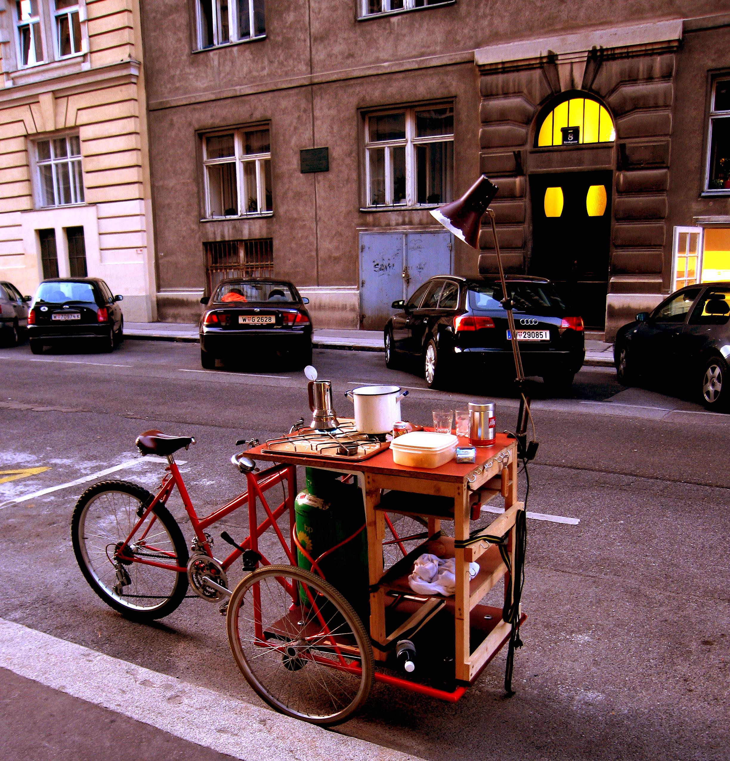 Bicycle Kitchen: 1000+ Images About Comida Ambulante On Pinterest